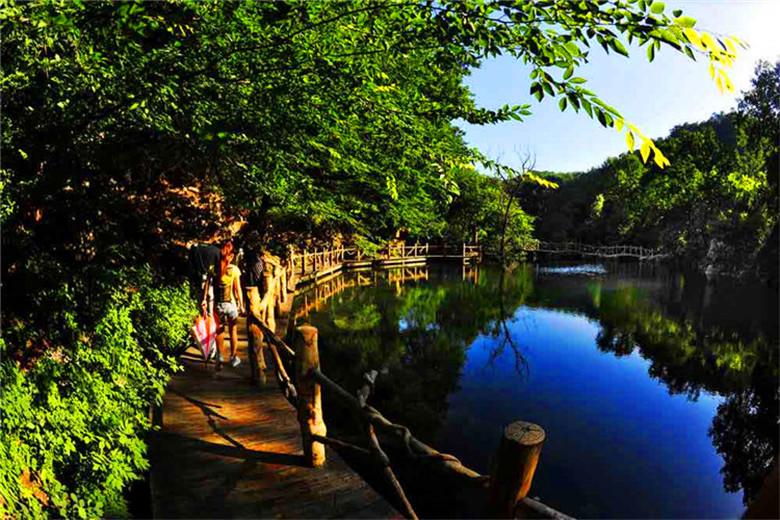 逍遥游户外旅行 全部线路 一日游  梨木台自然风景区是九龙山国家森林